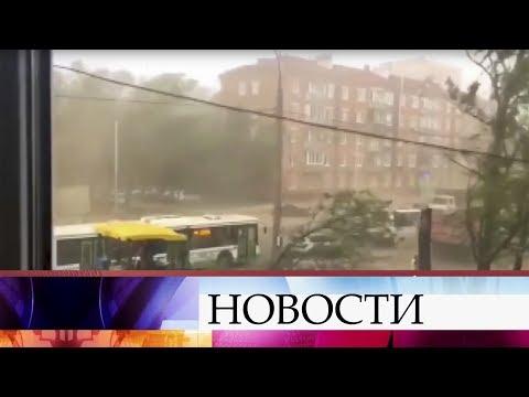 : Ураган в Москве может повториться: МЧС продлило