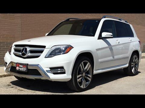 2015 Mercedes-Benz GLK350 4MATIC - Leather Heated Seats, Navigation, Backup Camera   AMAZING VALUE