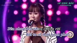 [KARAOKE] Cô Gái M52 - Huy; Tùng Viu | Beat Chuẩn |