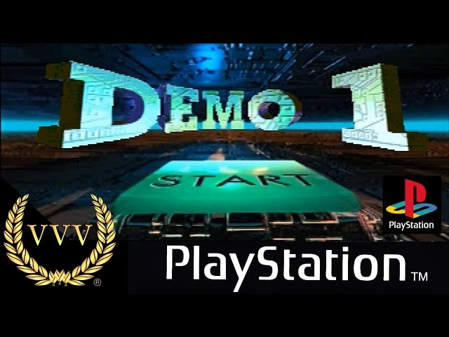 Demo 1 95' Playstation 1