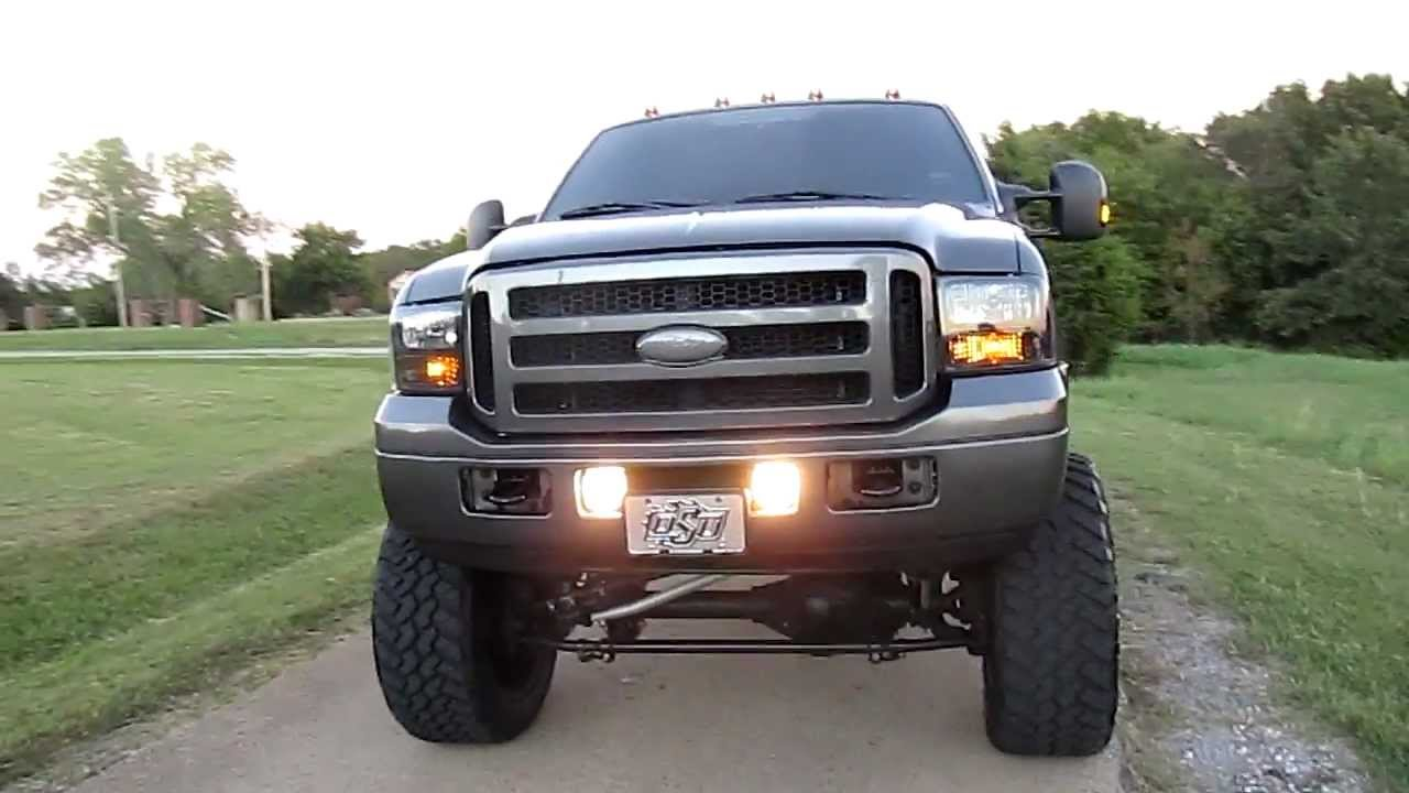 2017 F250 Lifted >> Strokin 24s Lifted F250 Powerstroke - YouTube