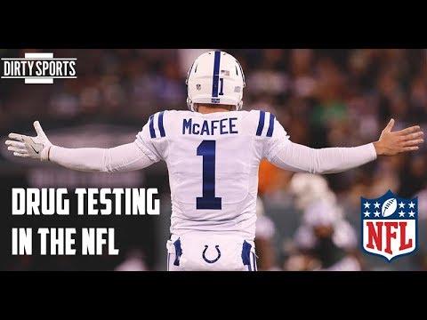 Pat McAfee Explains NFL Drug Testing