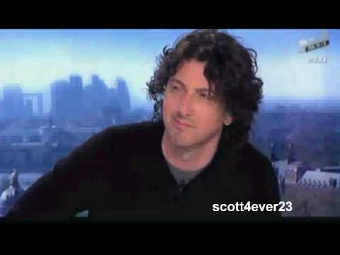 James Lafferty and Mark Schwahn @ NRJ Live Paris - Part 2/3