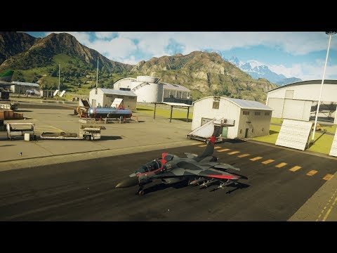 Just Cause 4: What Ace Combat? |