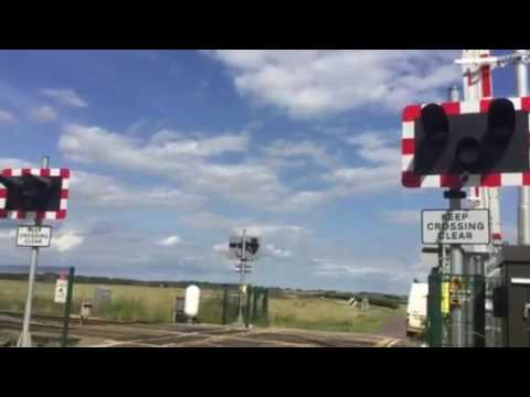 *VERY RARE* Rowston North Level Crossing