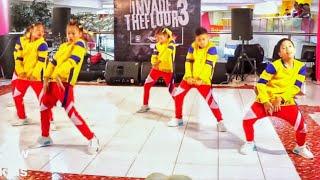 HIP HOP DANCE CHOREOGRAPHY HIPHOP KIDS DANCE INDONESIA