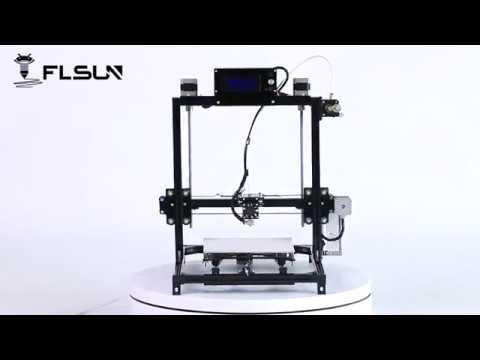 FLSUN 3D i3 Plus Large Print Area 3D Printer Kit