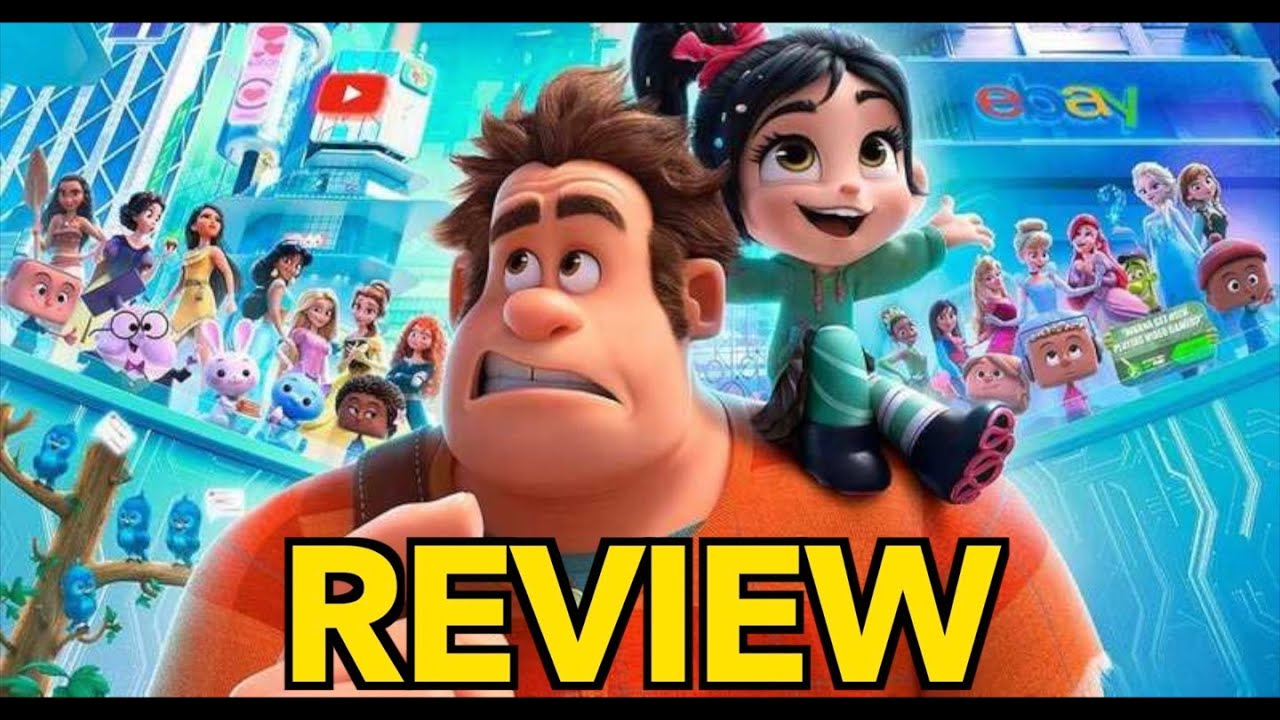 Ralph Breaks the Internet: Wreck-It-Ralph 2 - Movie Review