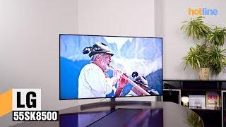 LG 55SK8500 — обзор 4К-телевизора