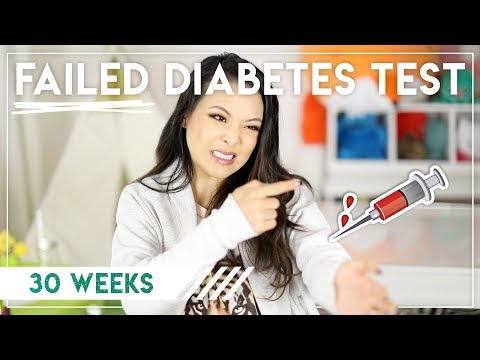 FAILED DIABETES TEST || Preggy Vlog Week 30
