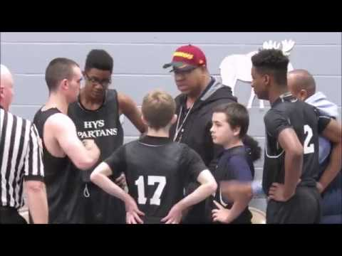 2018 IBL Playoffs: Harborcreek Youth Services vs R.B. Wiley