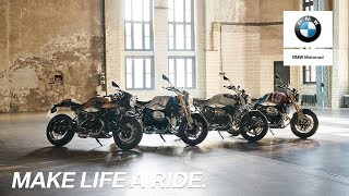 BMW Motorrad Model & Color Update 2019