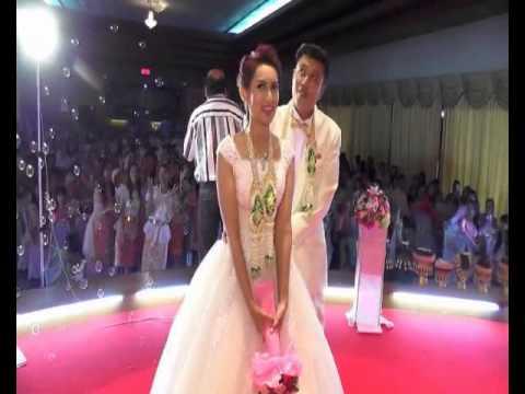 เจ้าสาวเต้นอย่างฮา เซอร์ไพร์สเจ้าบ่าว FB Wedding