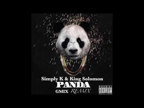 Simply K ft King Solomon - Panda Gmix Remix