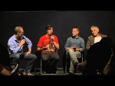 CASTLES MADE OF SAND Q&A EAST END FILM FESTIVAL 2014