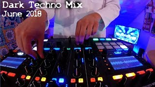 Dark Techno Mix 2018 June
