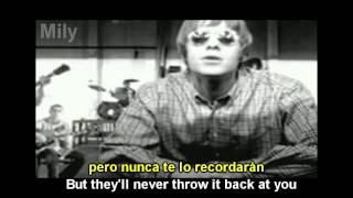 Oasis - Wonderwall Subtitulado Español Ingles
