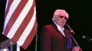 """Ragged Old Flag"" performed by W.S. Holland"