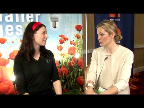 Kelly Rutherford Interview on Being Green