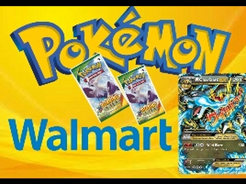 hunting for out of print pokémon cards at walmart youtube