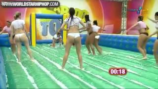 Сексуальные бразильские футболистки