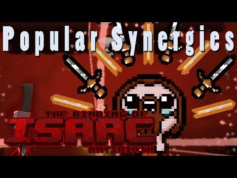 The Binding of Isaac Antibirth | The Bloom of Everlasting Destruction! | Popular Synergies!