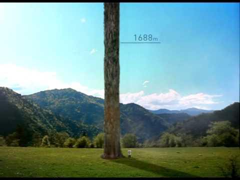 Боржоми Вулкан. Реклама на ТВ в 2011 году.