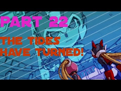 MegaMan Zero ZX Legacy Collection Ep 22 The Tides Have Turned!  