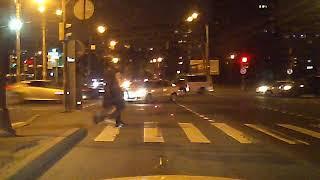 ДТП на перекрёстке Стачек и Трамвайного.