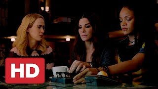 Ocean's 8 Trailer (2018) Sandra Bullock, Cate Blanchett, Rihanna