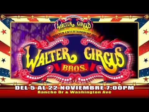 WALTER  CIRCUS  BROS