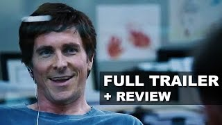 The Big Short Official Trailer + Trailer Review - Brad Pitt 2015 : Beyond The Trailer