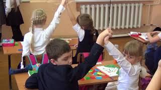 Урок обучения грамоте Сидоренко