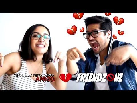 Friendzone, te quiero como amigo!!! 💔💔💔