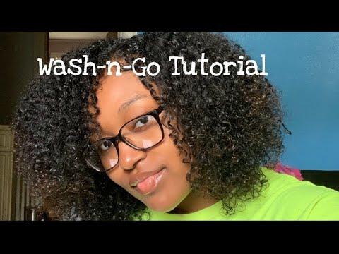 Wash-n-go tutorial! thumbnail