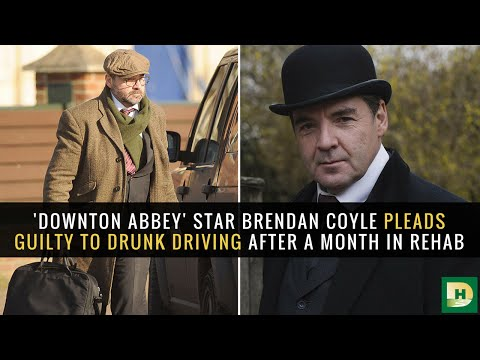 We Pray for 'Downton Abbey' Star Brendan Coyle's Recovery After Drunk Driving Incident