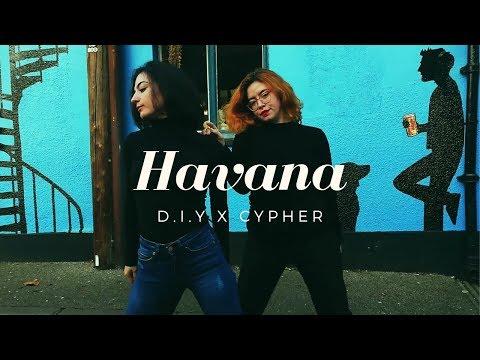 [D.I.Y x Cypher] KAEUN x YUNJIN 가은x윤진 - Havana (Dance Cover)