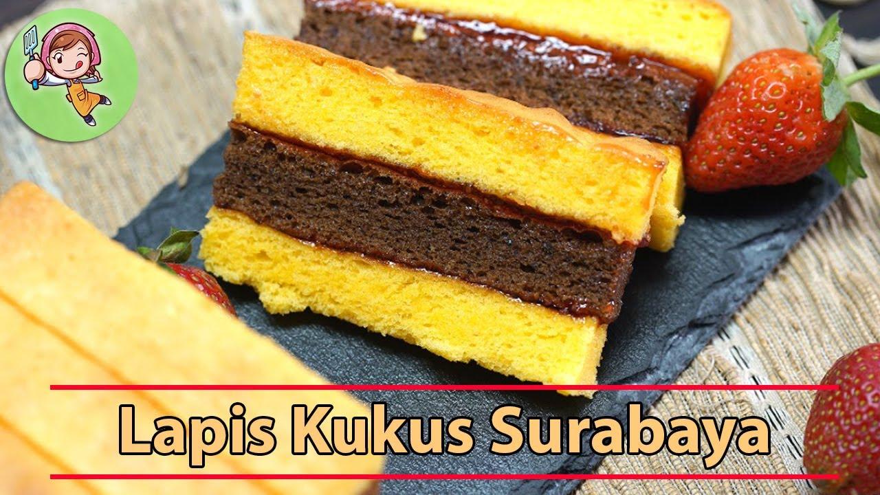 Cara Membuat Lapis Kukus Surabaya Enak Dan Legit Resep Modern