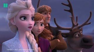 Disney Releases 'Frozen 2' Teaser Trailer