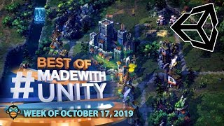BEST OF MADE WITH UNITY #42 - Week of October 17, 2019