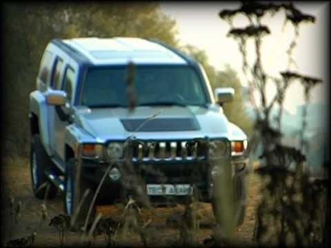Тест драйв Hummer H3