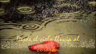 Lluvia al Corazón - Maná (Lyrics/Letra)