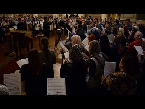 2 Международный съезд регентов и певчих. Москва 23 октября 2019г.