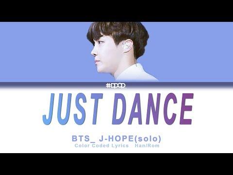 제이홉BTS(방탄소년단) 제이홉 - Trivia  起 : Just Dance/ Lyrics [ Han_Rom / Rocket Upload ]
