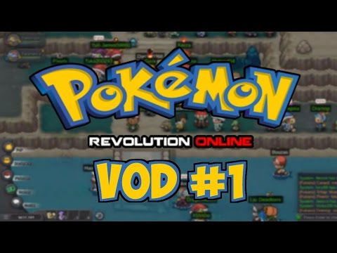 Pokémon Revolution VoD #1 : farming et papotage