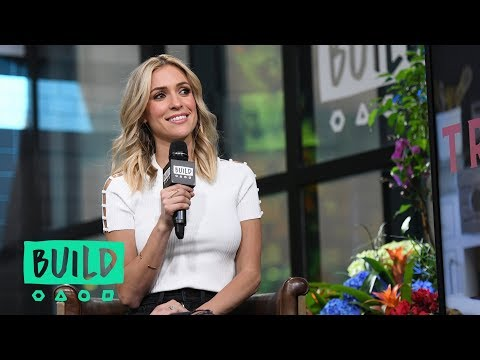 Kristin Cavallari Discusses Her Book,