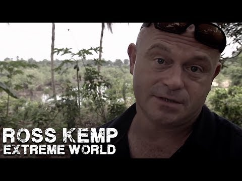 Ross Visits an Oil Well in Nigeria | Ross Kemp Extreme World