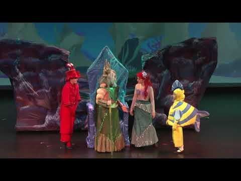 Syracuse Childrens Theatre - Little Mermaid, Jr. (pink cast show 1)