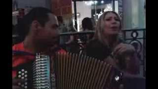 Andy Hernandez Ft. Deyra Barrera LIVE  - Paris Las vegas Nevada
