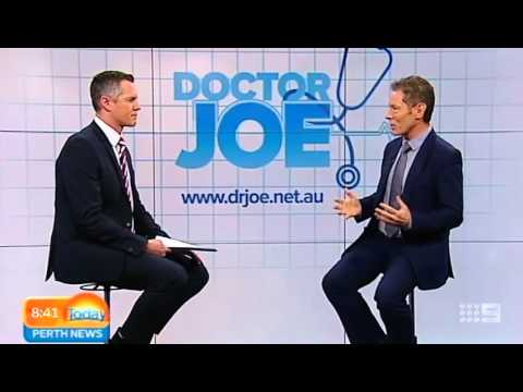 Dr Joe - Sun Safety | Today Perth News